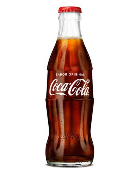 Coca Cola  Botellas 20cl