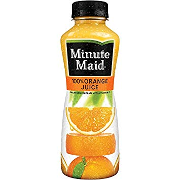 Minute maid 100% naranja